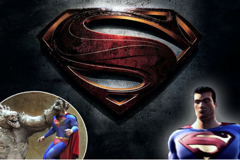The incredible Superman game you never knew existed ...