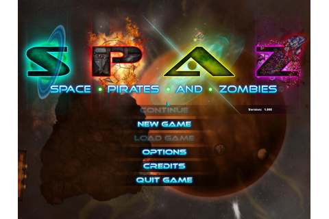 Games by Hiryuu: PC - Space Pirates and Zombies