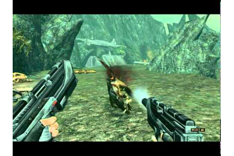 Turok (2008 video game) Review - YouTube