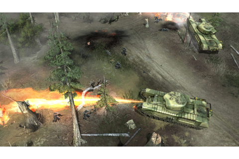 Company of Heroes: Opposing Fronts (2007) promotional art ...