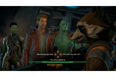 Marvel's Guardians of the Galaxy: The Telltale Series for ...