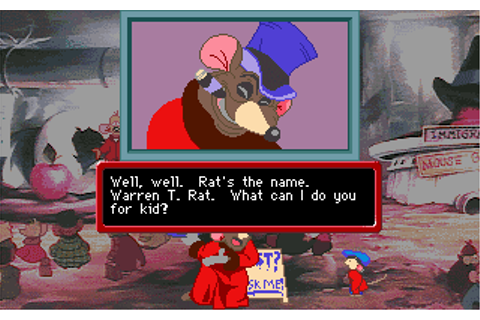 Download An American Tail: The Computer Adventures of ...