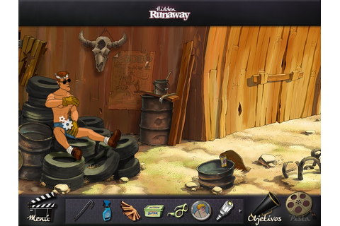 "Casual Adventures: ""Hidden Runaway"" (PC) 