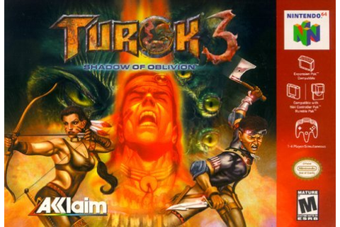 Turok 3: Shadow of Oblivion multiplayer | Turok Wiki ...