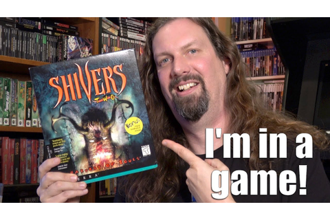 I was in a HORROR VIDEO GAME in 1997 called SHIVERS 2: Let ...