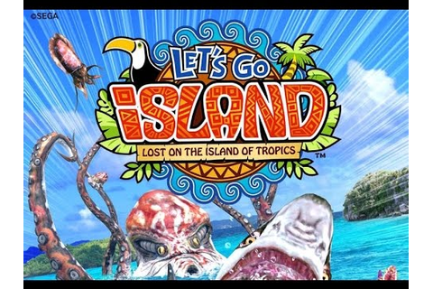Let's Go Island Arcade Light Gun Game Lost On The Island ...