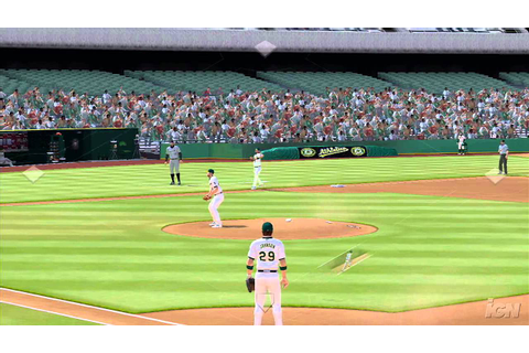 Major League Baseball 2K7 PlayStation 3 Gameplay - White ...