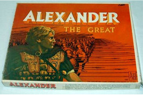 Alexander the Great (board game) - Wikipedia