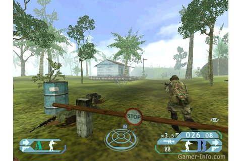 Tom Clancy's Ghost Recon: Jungle Storm (2004 video game)