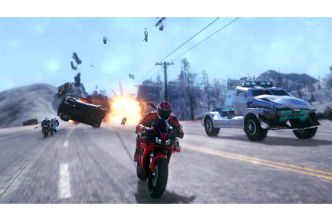 Road Redemption Review - IGN