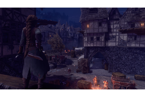 Shadwen Demo: Download & Play To Decrease The Stealth Game ...