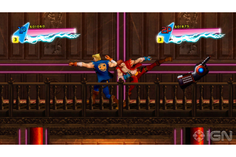 Double Dragon: Neon - The SuperHeroHype Forums