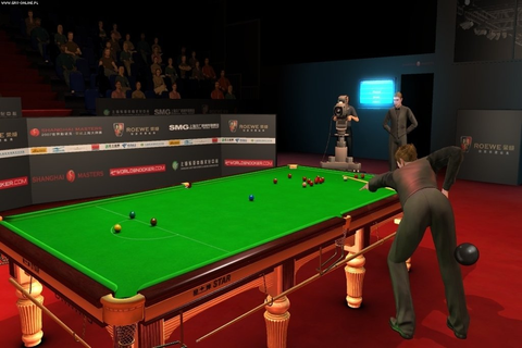WSC Real 08: World Snooker Championship - screenshots ...