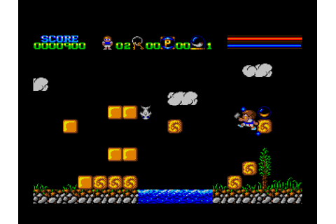 Download Axel's Magic Hammer (Amiga) - My Abandonware