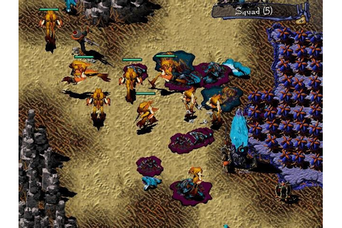 Warbreeds (1998) - PC Review and Full Download | Old PC Gaming