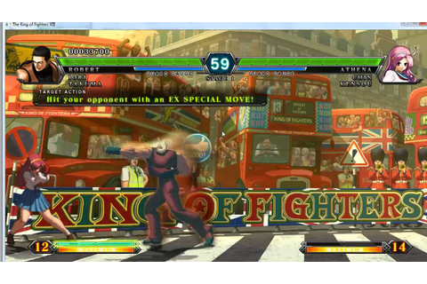 The King Of Fighters XIII game Trainer +14 V1.0 - YouTube
