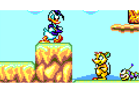 Game Gear - Deep Duck Trouble Starring Donald Duck - The ...