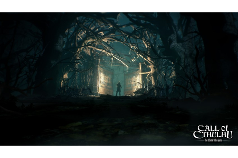 Игра Call of Cthulhu: The Official Video Game — дата ...