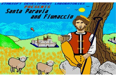 Santa Paravia and Fiumaccio - GamesNostalgia