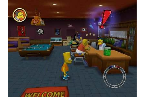 The Simpsons: Hit and Run PC Game - Free Download Full Version