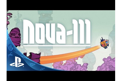 Nova-111 Game | PS3 - PlayStation