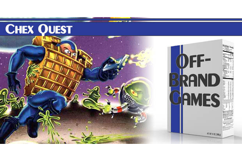 Off-Brand Games: Chex Quest