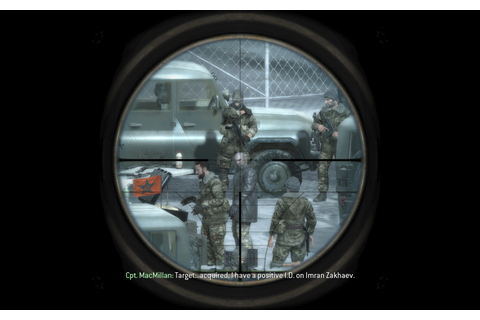 Call of Duty 4: Modern Warfare (Game Research) | The ...