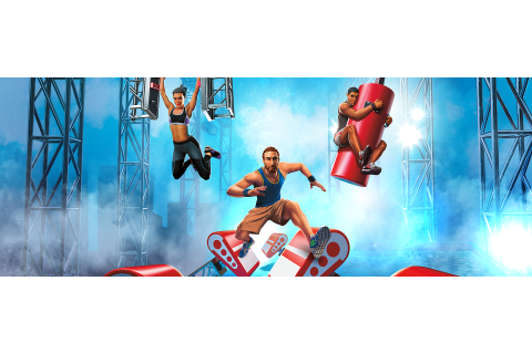 American Ninja Warrior: Challenge Game | PS4 - PlayStation