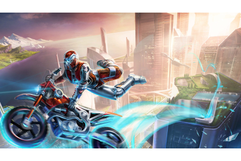 Trials Fusion Game, HD Games, 4k Wallpapers, Images ...