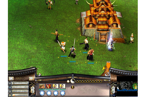 An overshadowed RTS: Battle Realms ~ Hurr and Durr