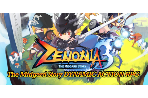 ZENONIA 3 in English - Android