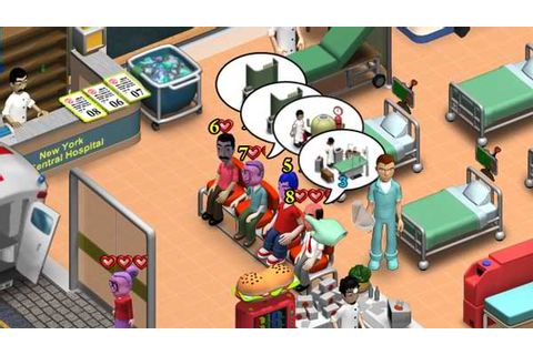 Download FREE Hysteria Hospital Emergency Ward PC Game ...