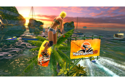 Wakeboarding HD Demo! – PlayStation.Blog