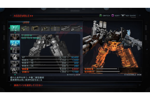 Review: Armored Core V