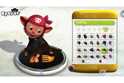 EyePet Screenshots, Pictures, Wallpapers - PlayStation 3 - IGN