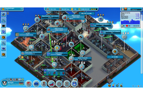 Download Mad Games Tycoon Full PC Game