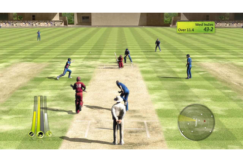 Brian Lara International Cricket 2007 Download Free Full ...