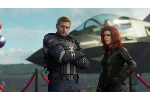 Marvel Offers Hope for Hawkeye Fans in Avengers Game - IGN