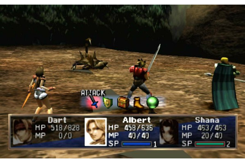 Download Game The Legend Of Dragoon PS1 Full Version Iso ...
