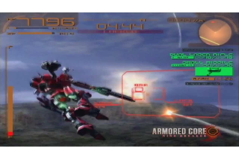 Armored Core: Nine Breaker - Opening Movie - YouTube