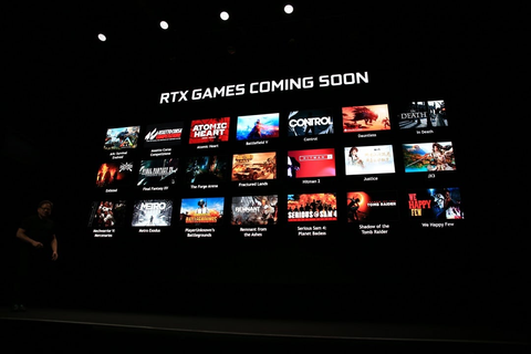 GeForce RTX Propels PC Gaming's Golden Age with Real-Time ...