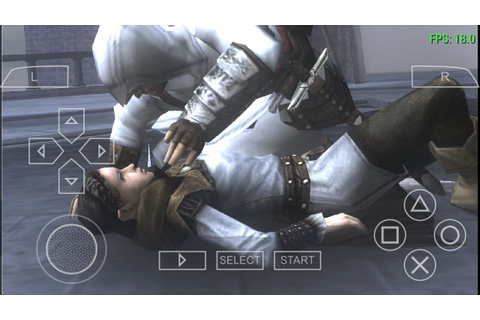Assassin's Creed: Bloodlines (PSP) - Gamefall21