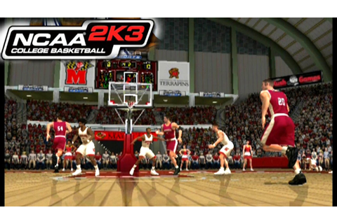 NCAA College Basketball 2K3 ... (PS2) - YouTube