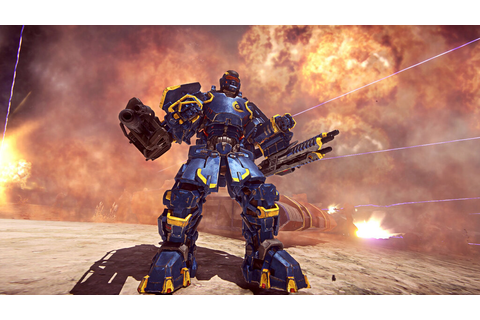 Massive online shooter PlanetSide 2 gets PS4 release date ...