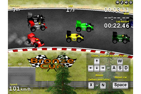 Play free F1 Grand Prix Go Online games.