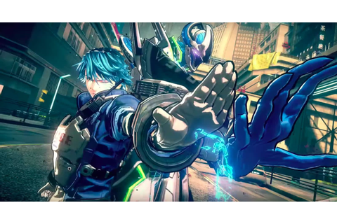 'Astral Chain' brings Platinum-flavored action to Switch ...