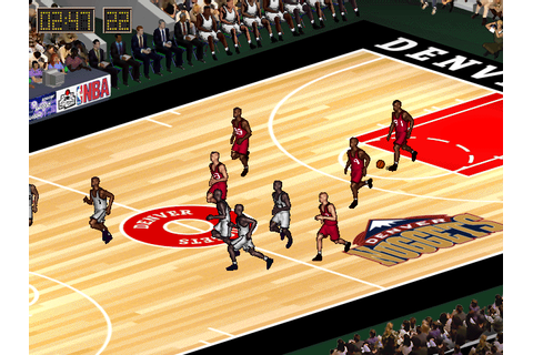 Скриншоты NBA Full Court Press на Old-Games.RU