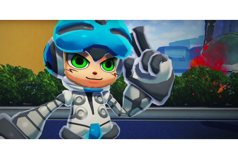 Mega Man fans can get excited for Mighty No. 9's true ...