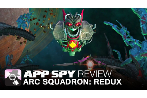 Arc Squadron: Redux iOS iPhone / iPad Gameplay Review ...