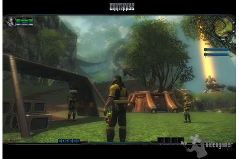 Exploration Rewards Added to sci-fi MMORPG Earthrise ...